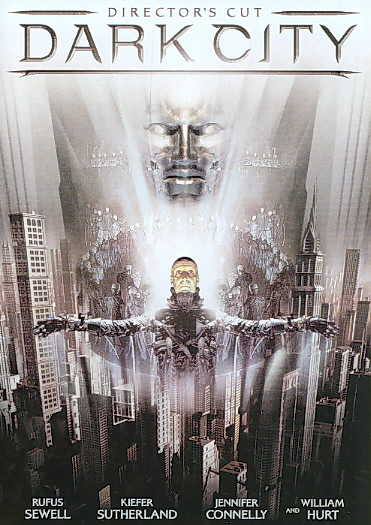 DARK CITY DIRECTOR'S CUT BY SEWELL,RUFUS (DVD)